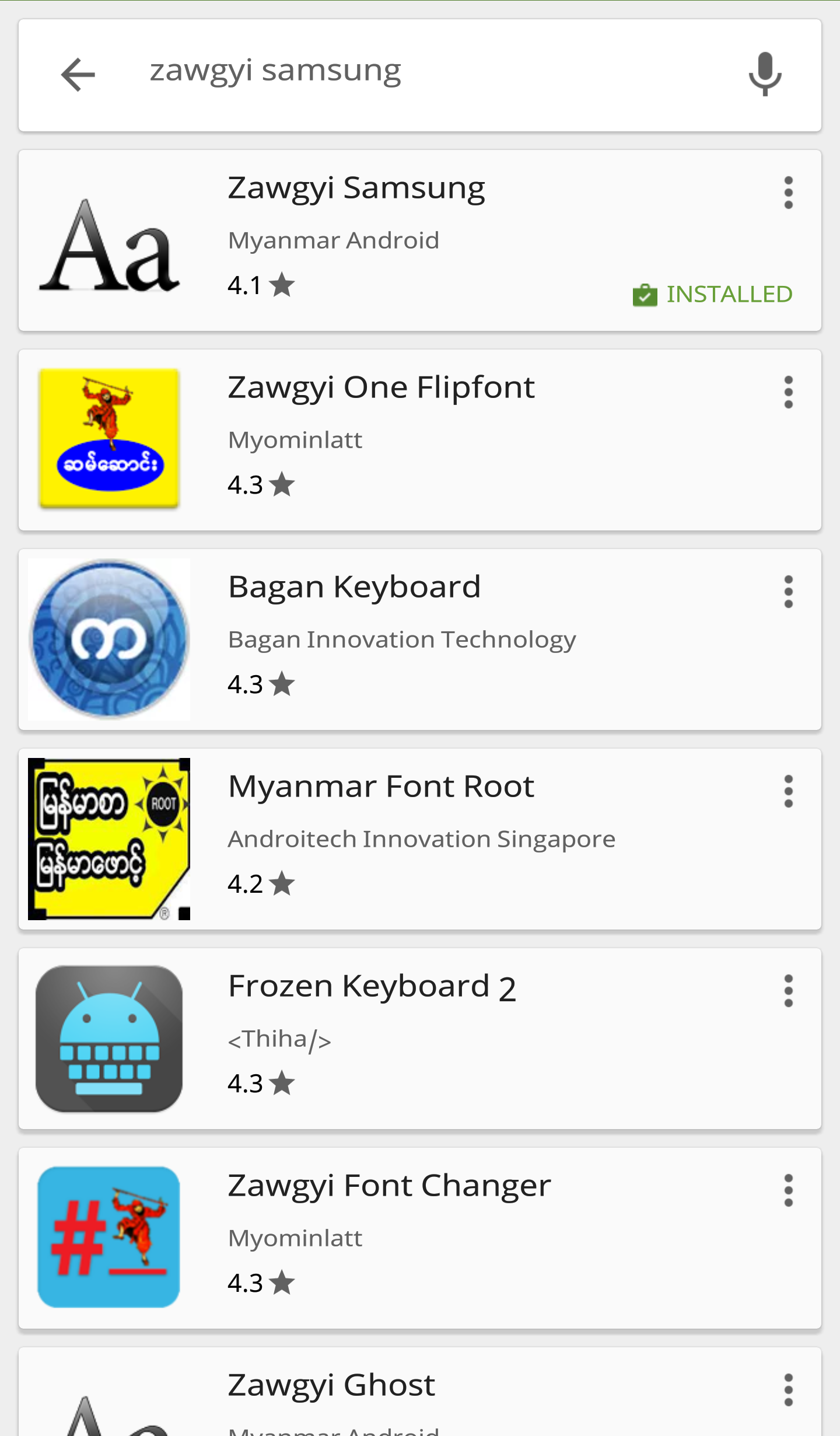 Myanmar font ttf android - apalonevents